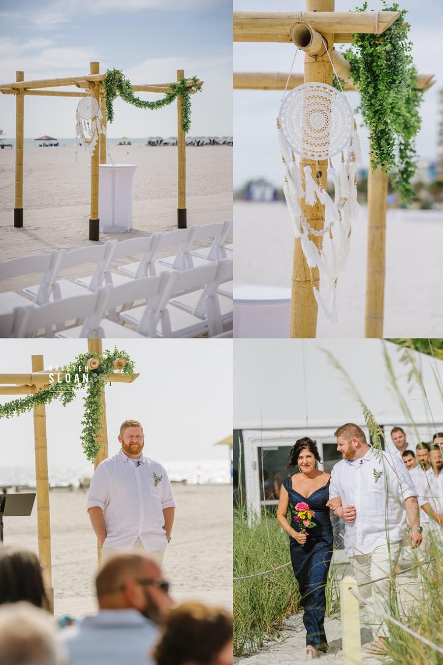 Sirata St Pete Beach Wedding Ceremony