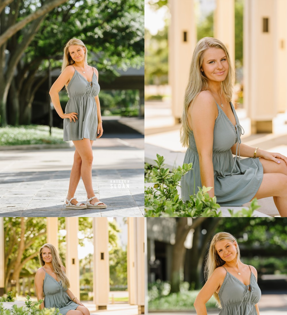 Senior Photos St Pete Florida