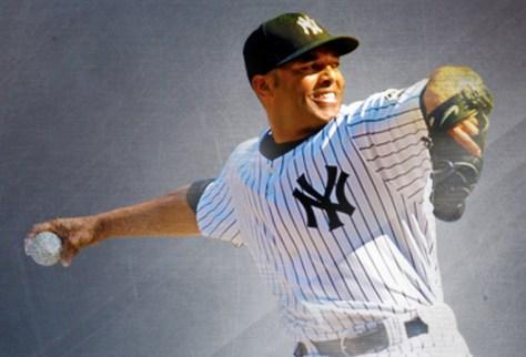 Mariano Rivera pitch
