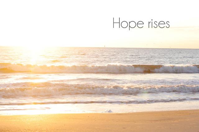Hope rises 2
