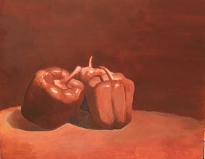 underpainting-peppers