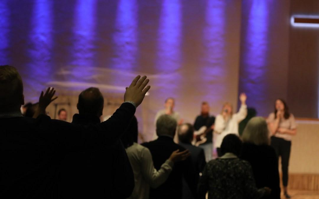Välkommen på Nationella bönedagar