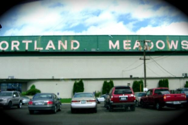 portland meadows exterior