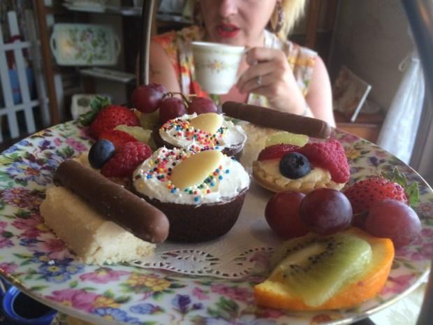 Lady Di's Tea Room  3