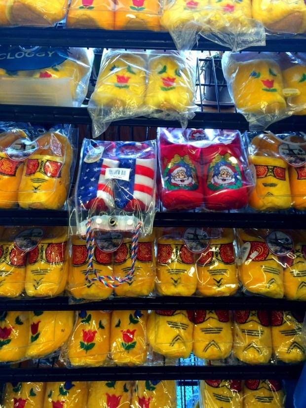 Dutch American Slippers