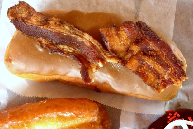 VooDoo Maple Bacon Bar
