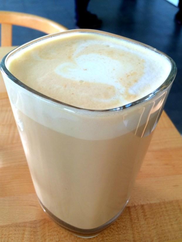Tea Bar latte