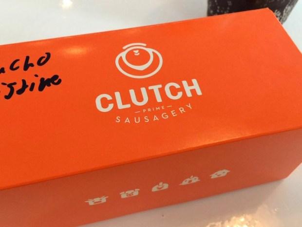 Clutch box