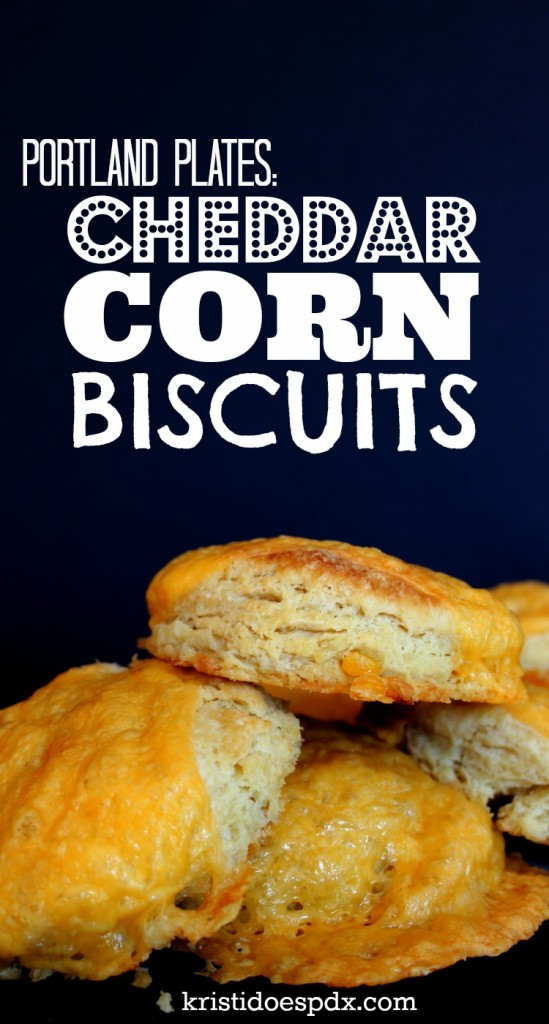 make your own cheddar corn biscuits