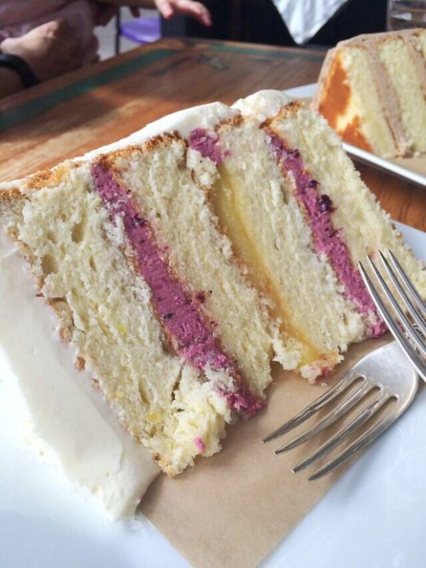 Palace Cakes Lemon Layer