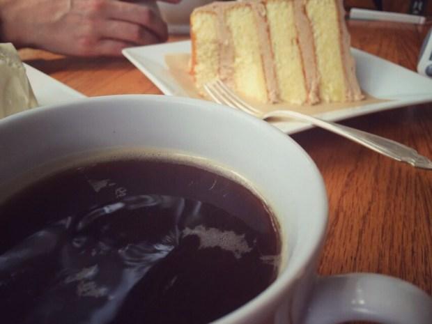 Palace Cakes coffee