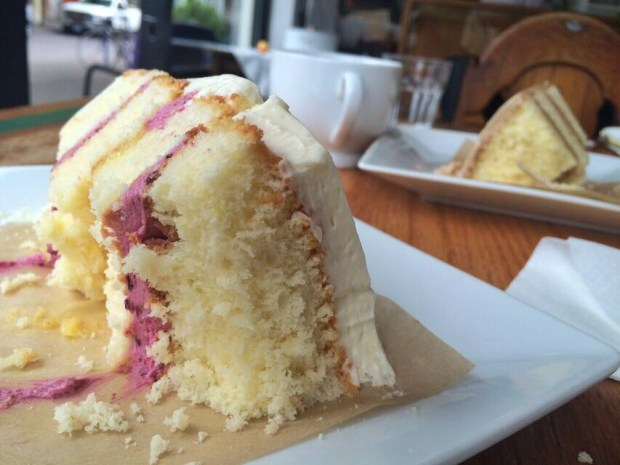 Palace Cakes half eaten