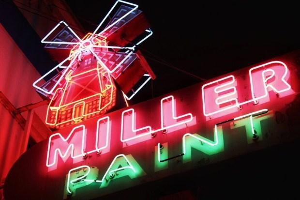 Best Neon Miller paint