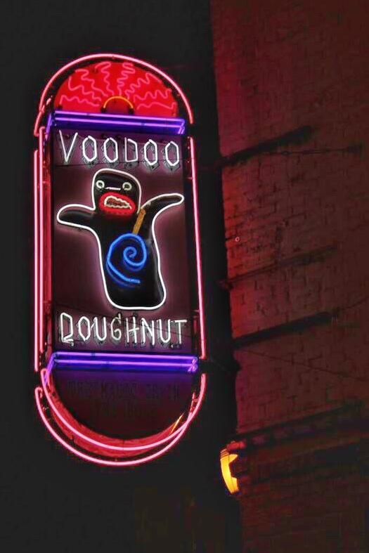 Best Neon Voodoo