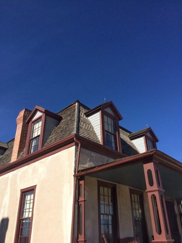Fort Laramie house