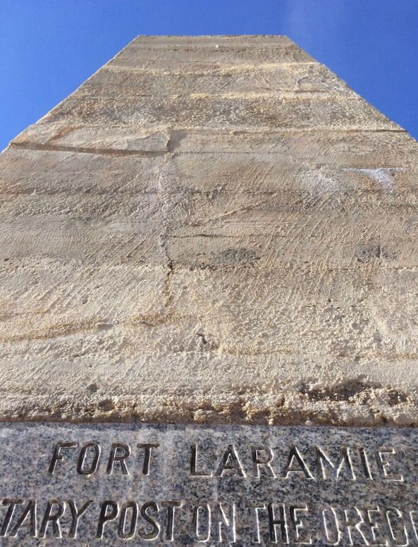 Laramie obolisk