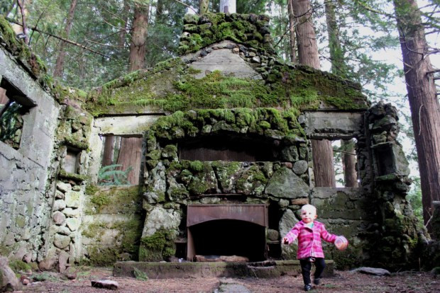 skamania stone house baby