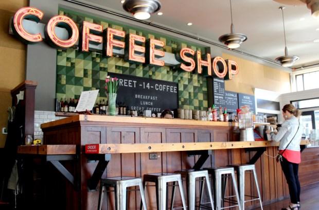 North Oregon Caost Astoria Street 14 Coffee