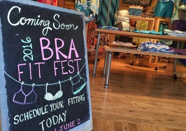 Title Nine Fit Fest