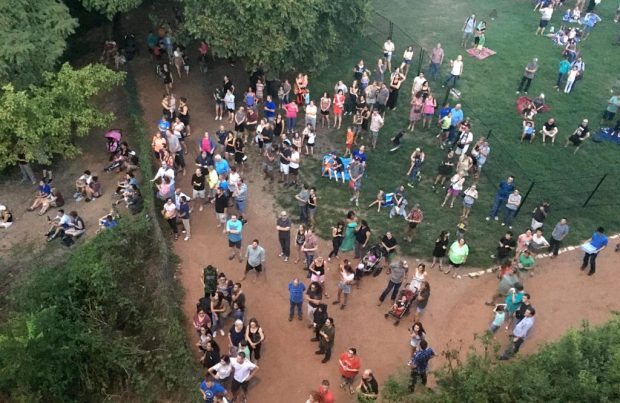 Austin Bats crowd