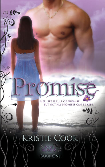 Promise, Book 1 in the New Adult paranormal romance Soul Savers Series, by Kristie Cook