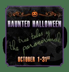 Writer Wednesday – Halloween Ghoulie Goodness