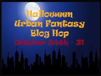 Halloween Urban Fantasy Blog Hop