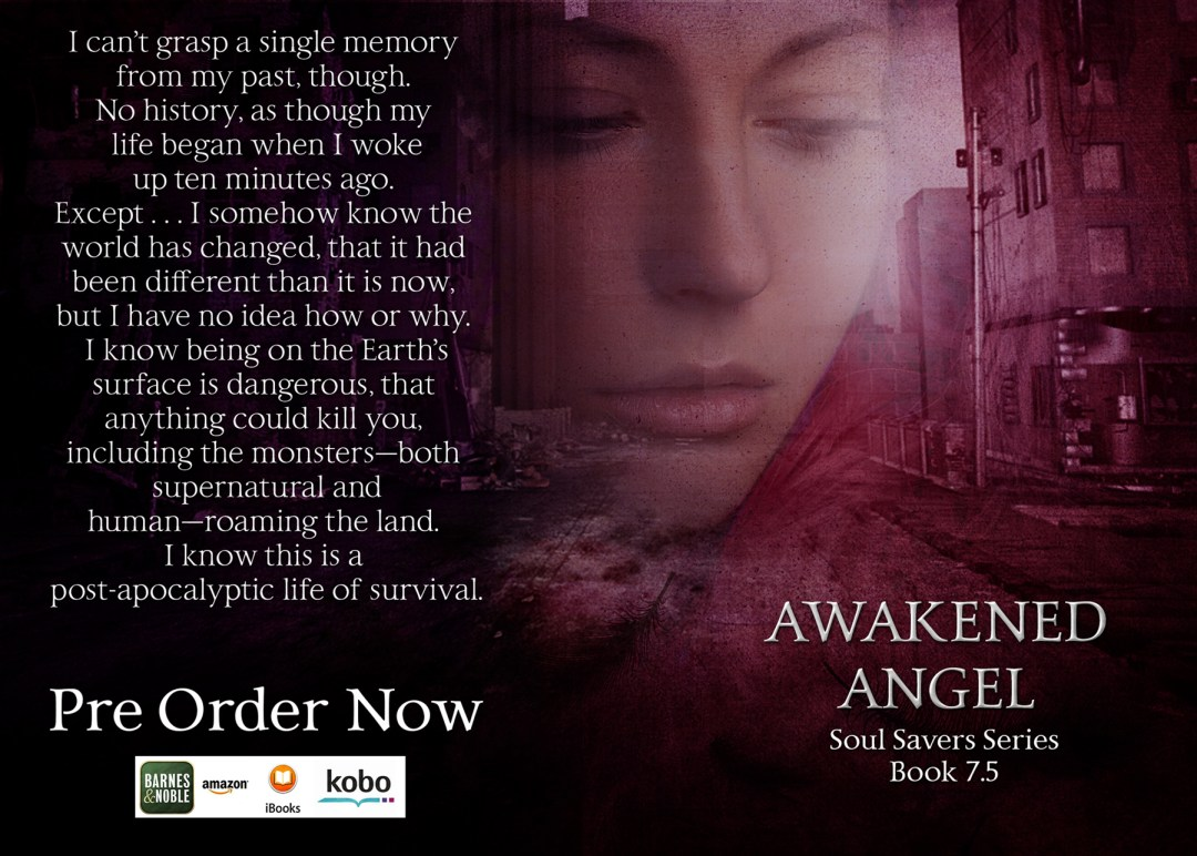 Preorder Awakened Angel Now