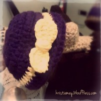 Baby Bow Hat -- the Cutest!!