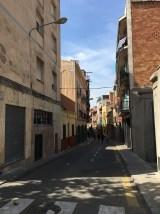 Random side street in Santa Coloma