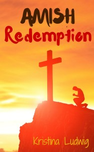 The cover of Amish Redemption... What do you think?