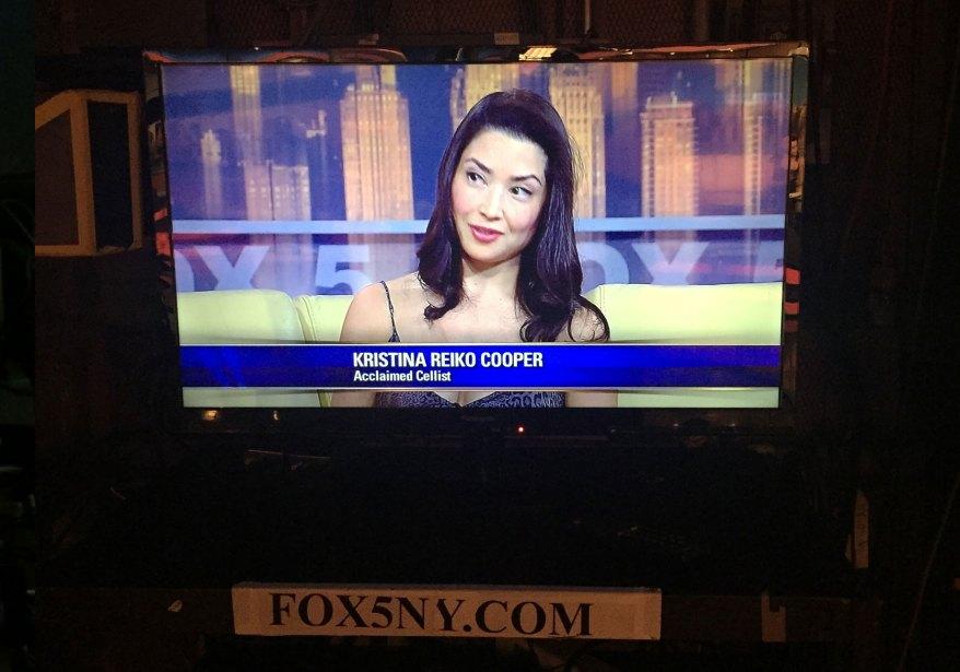 Fox5NY Interview