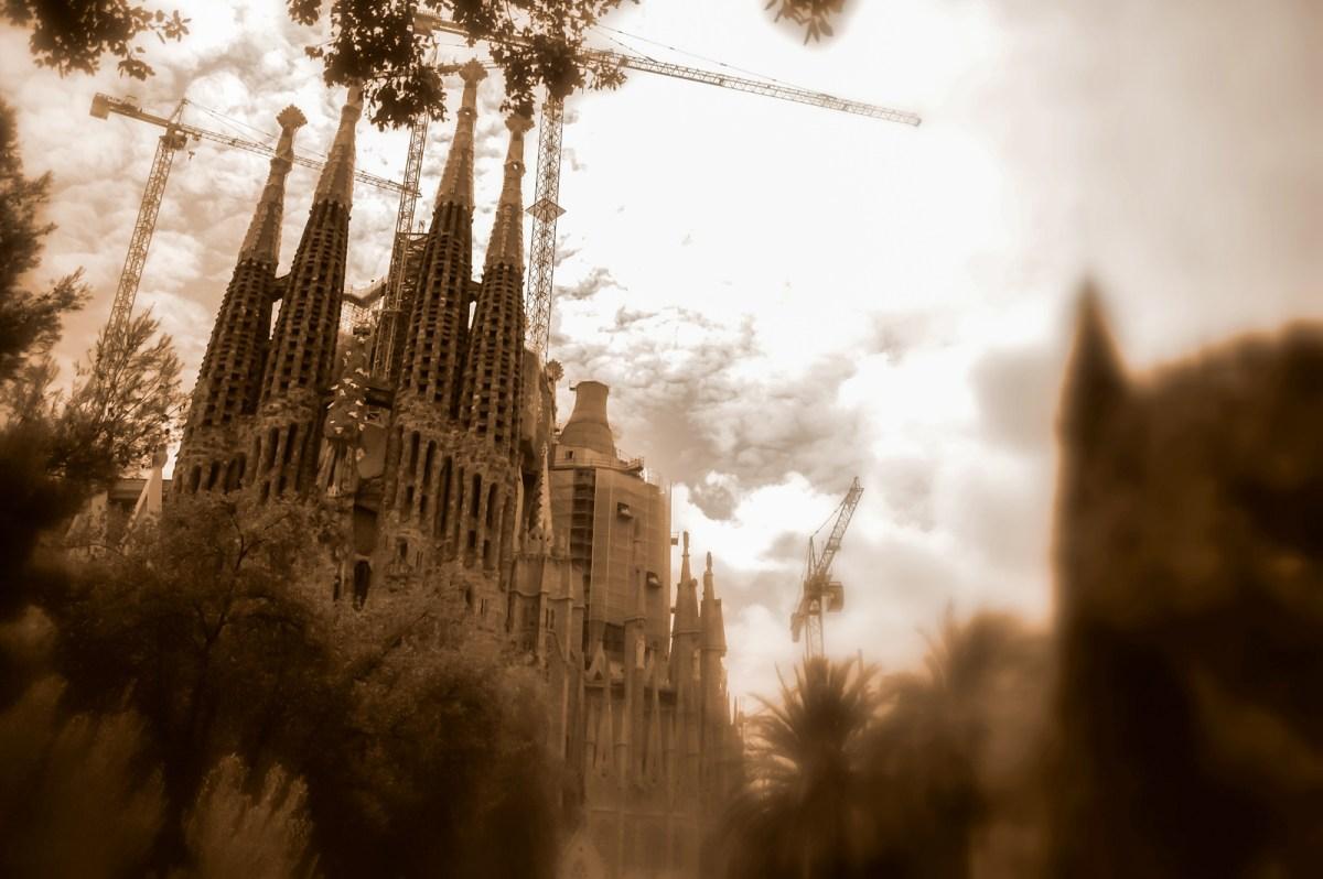 Barcelona City Break, Sagrada Familia