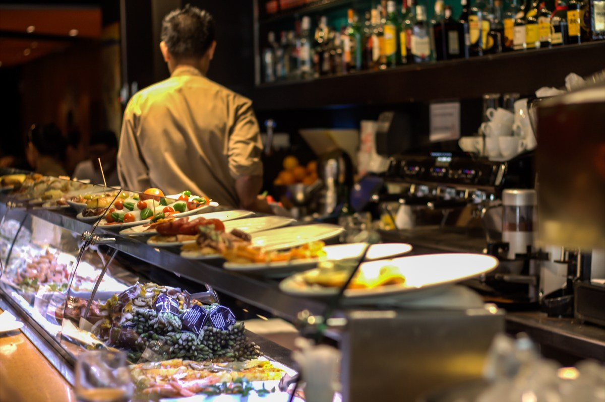 Barcelona City Break, Restaurants in Barclelona