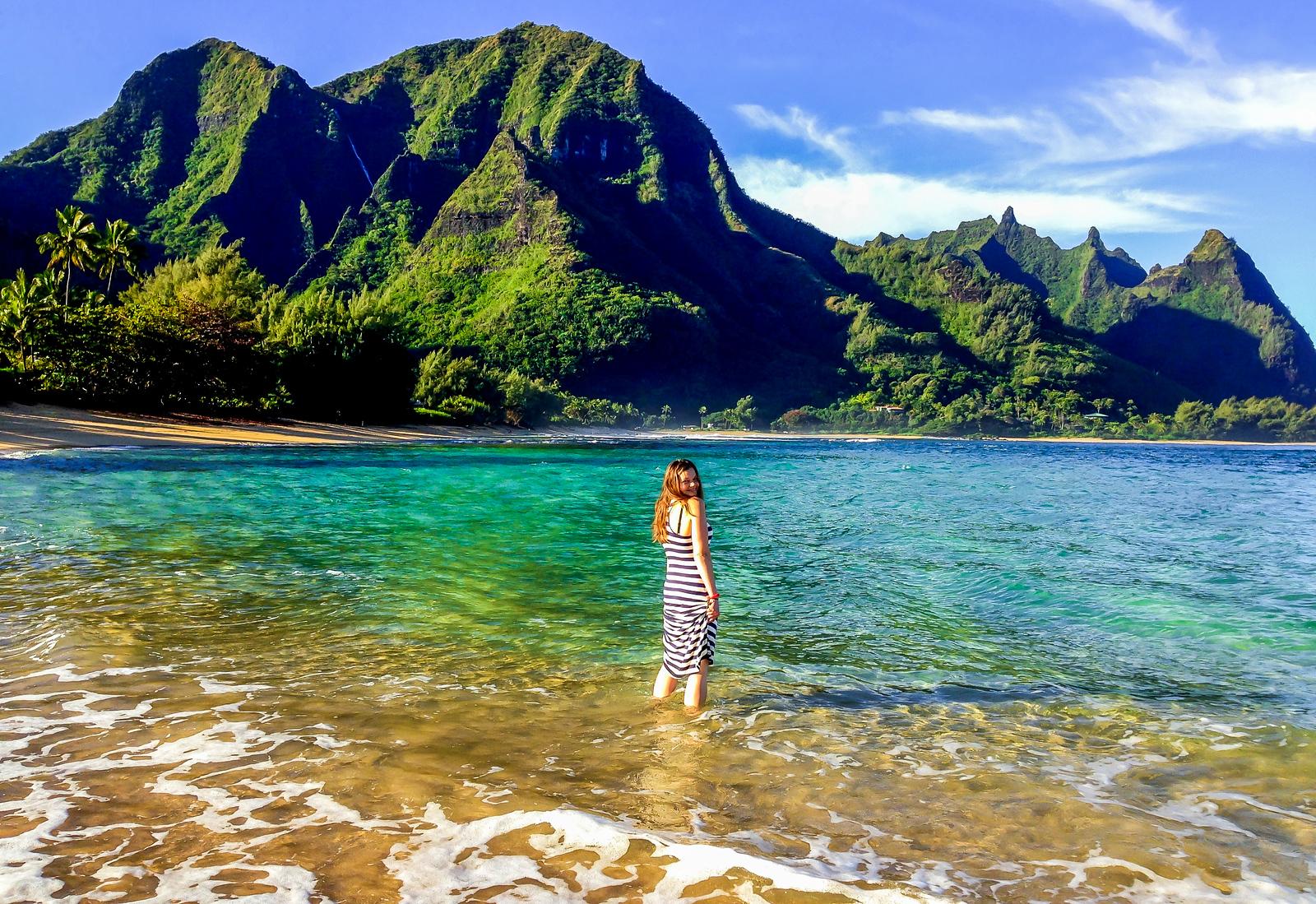 3 Week Hawaii Itinerary. Tunnels beach
