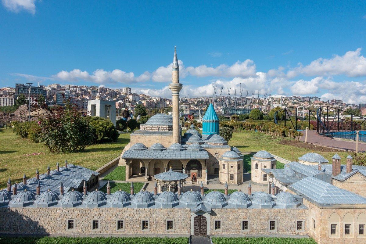 Things to do in Istanbul. Miniaturk
