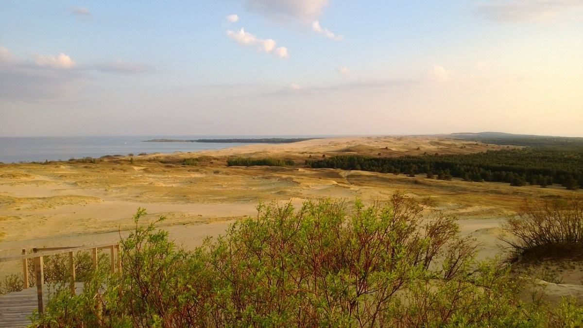 NIda and the Curonian Spit, Lithuania