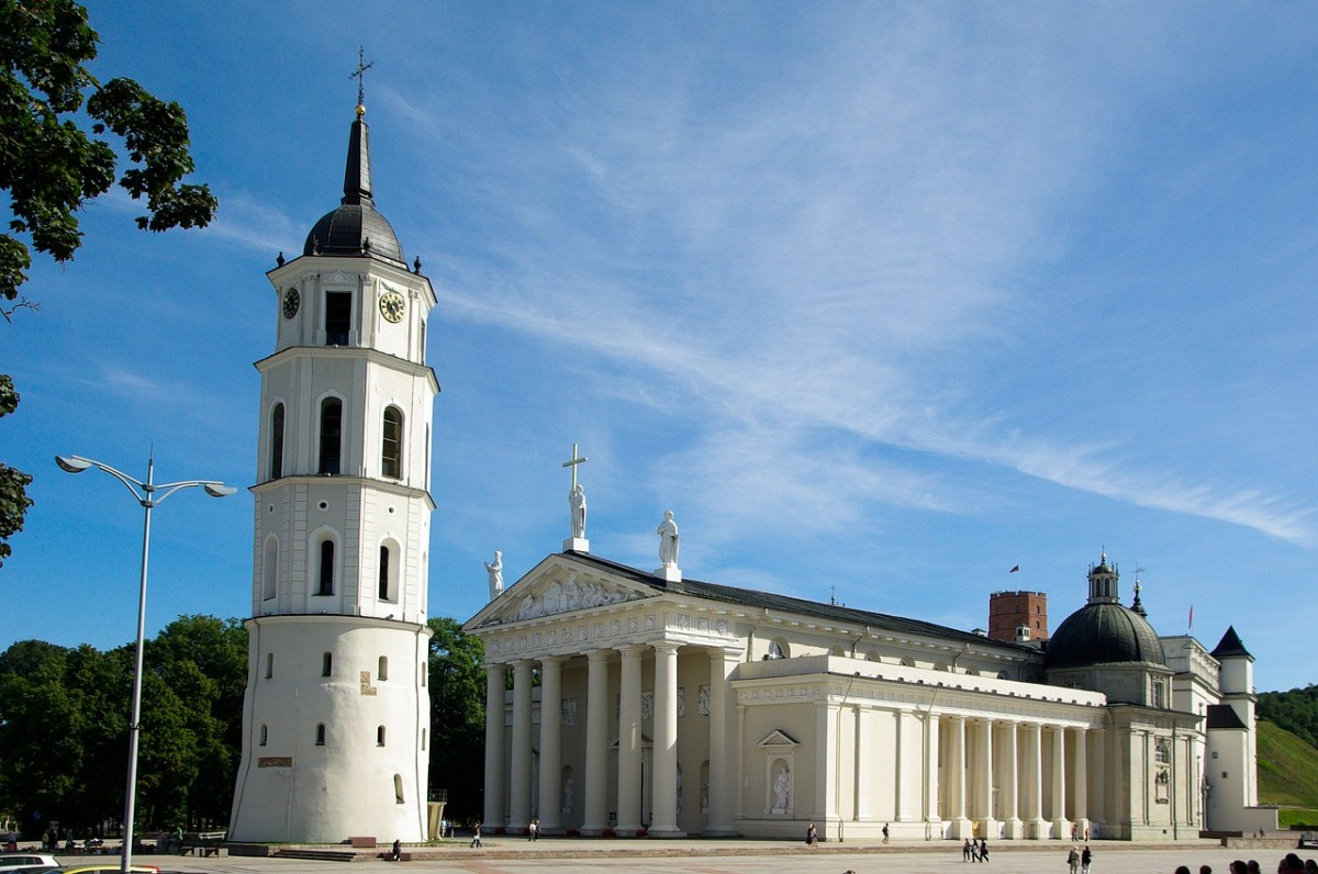 Lithuania Travel Guide - Vilnius Cathedral