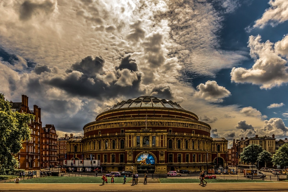 London Pass Review, Royal Albert Hall