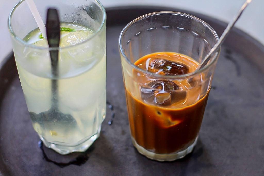 Vietnamese coffee shops. Making Vietnamese Coffee at Home