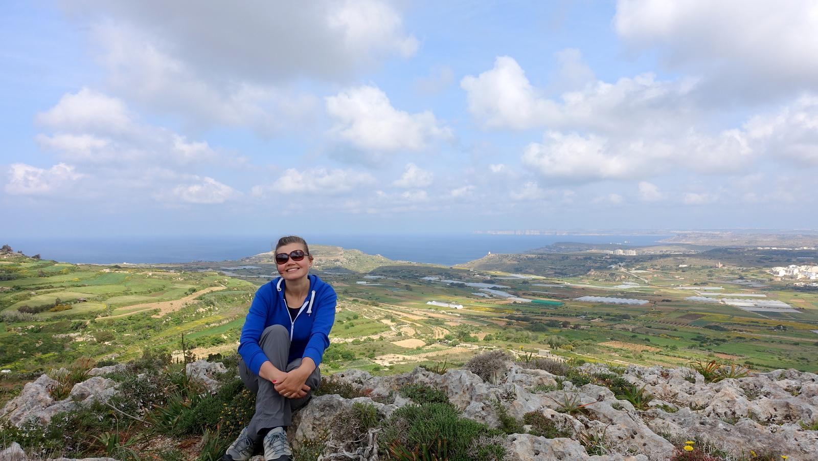 Victoria Lines Epic Trek in Malta