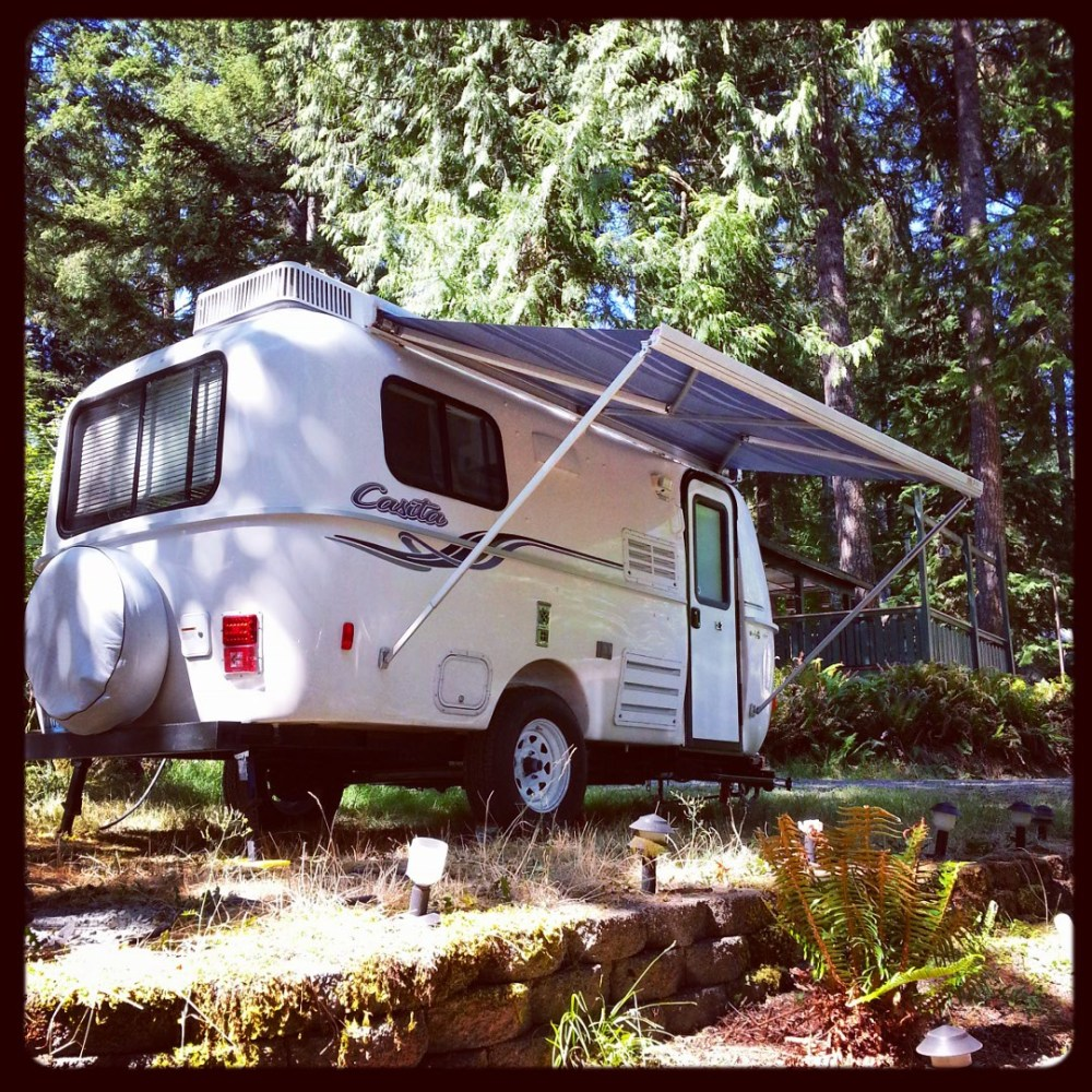 We're Selling Our Casita Travel Trailer (SOLD) (1/6)