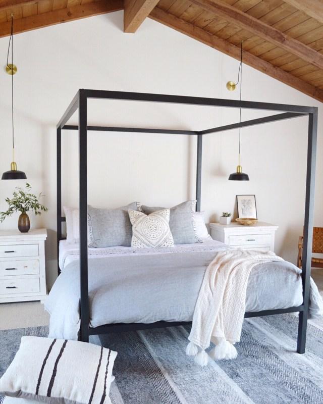dream master bedroom styling