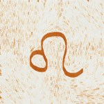 Zodiac sign of Leo
