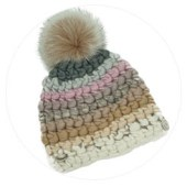 Beanie Pom Hat from Clic