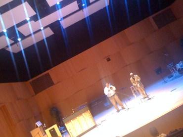 George Lewis + Roscoe Mitchell at ISIM 2009