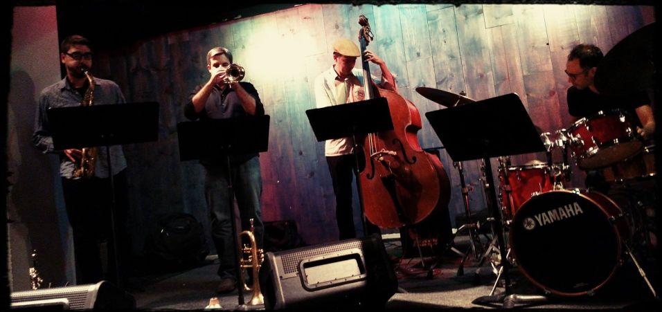 Empty Cage Quartet at the Angel City Jazz Festival