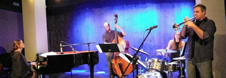 Cathlene Pineda Quartet, Blue Whale, Los Angeles