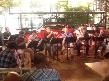 Music from Birth of the Cool at the Bakersfield Jazz Workshop