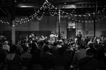 Nathan Hubbard's Skeleton Key Orchestra, CD Release at Bread & Salt Gallery, San Diego